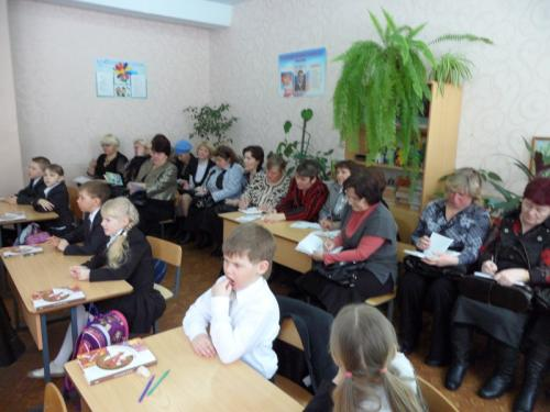 Цель проведения данного семинара - обмен опытом и творческими наработками, которые возникли за год применения ФГОС у...